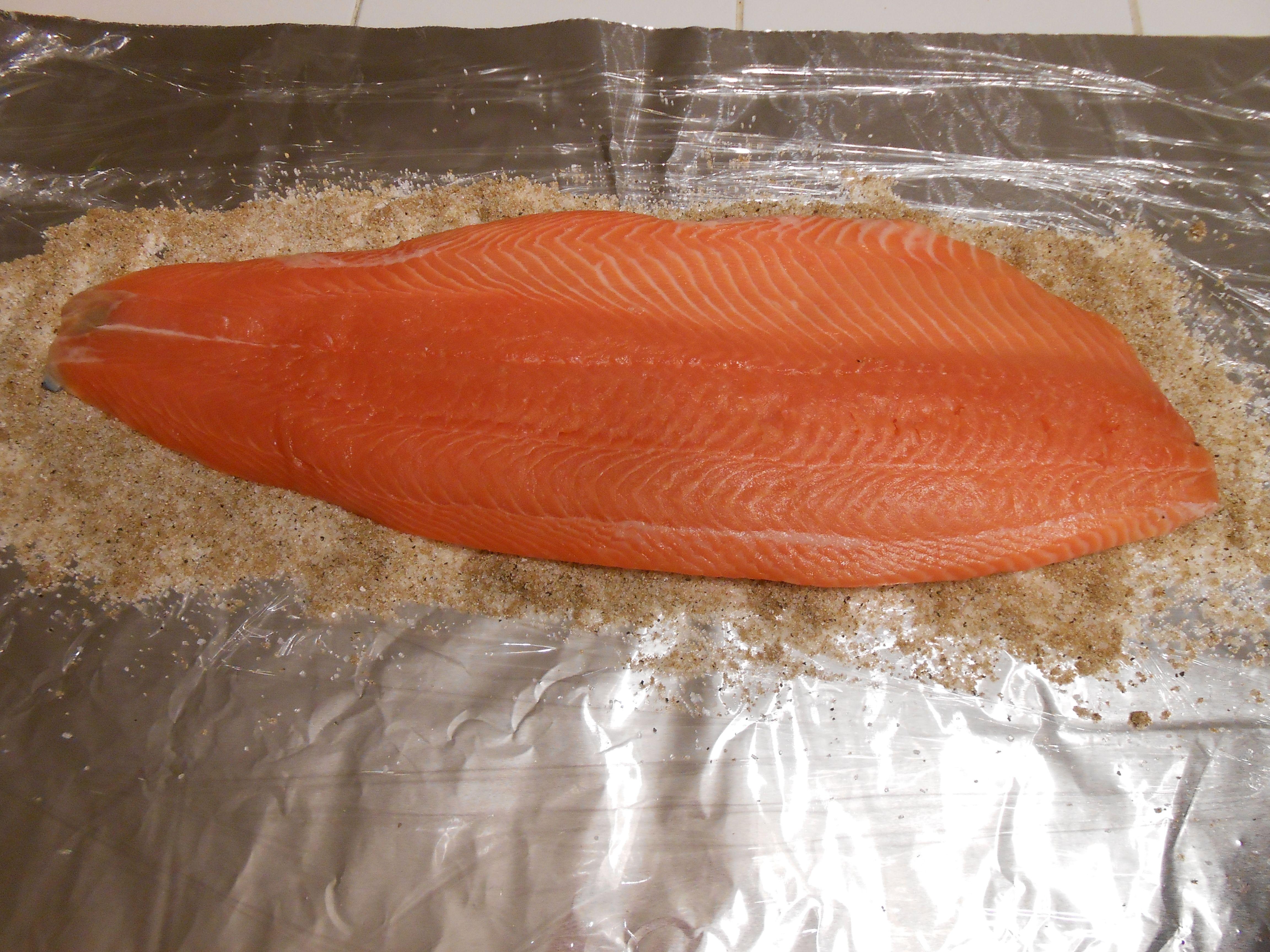 Cold Smoked Salmon At Home Recipe Salmon Smoked Salmon Smoker Cooking