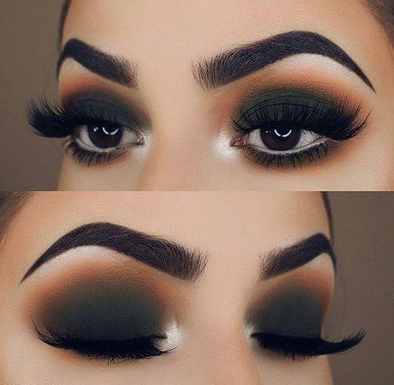 Errores de maquillaje - ojos Maquillaje, Ojos y Maquillaje de ojos