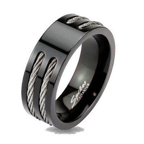 Pin By Jan Snijders On Sieraad Titanium Wedding Rings Titanium Engagement Rings Rings For Men