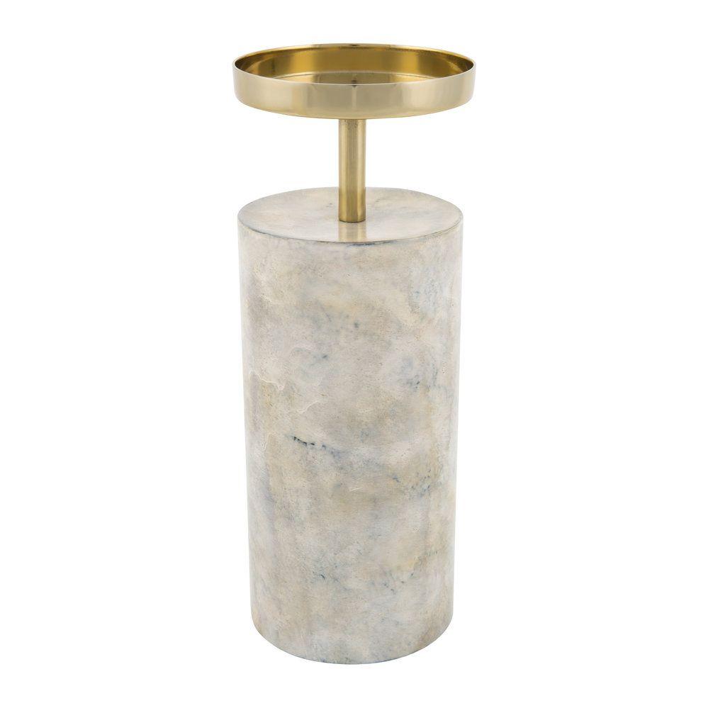 Buy Retreat Marwood Pillar Candle Holder Large Amara In 2021 Large Candle Holders Pillar Candle Holders Candle Holders