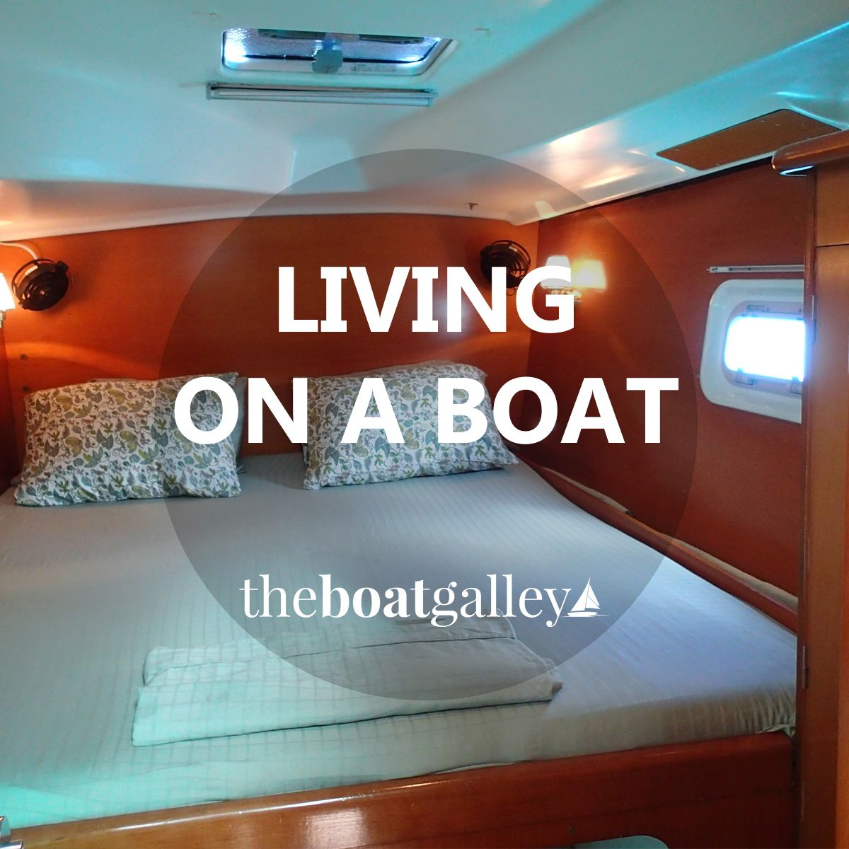 Everyday life doesn\'t stop just because you\'re on a boat. Storage ...