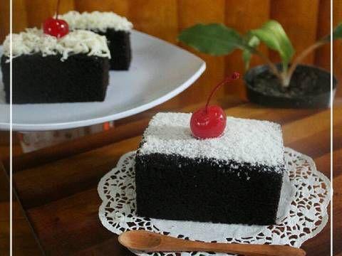 Eggless Cake Coklat Sangat Moist Lembut tanpa telur tanpa mix