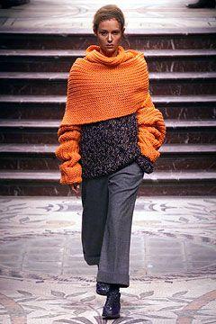 Yohji Yamamoto, Autumn/Winter 2002, Ready to Wear