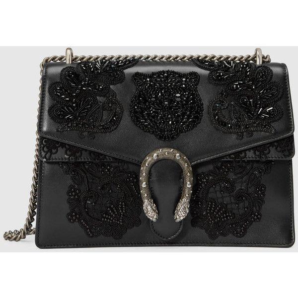 c10af3fd196 Gucci Dionysus Embroidered Shoulder Bag ( 4