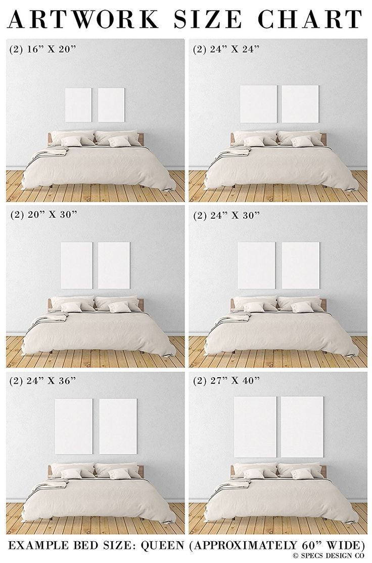Image Result For Art Work Frames For Queen Size Beds Bedroom