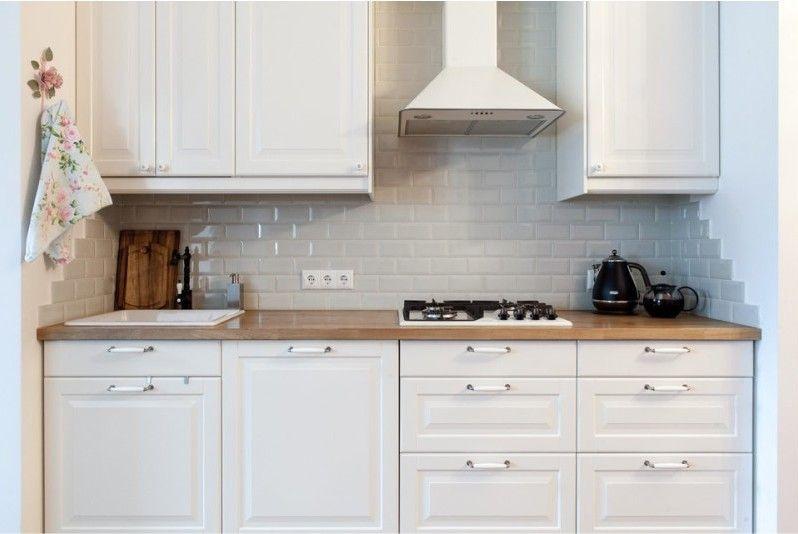 Белая кухня Лидинго в интерьере | Kitchen dream | Pinterest