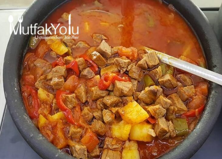 Photo of Delicious Meat Vegetable Stew Recipe