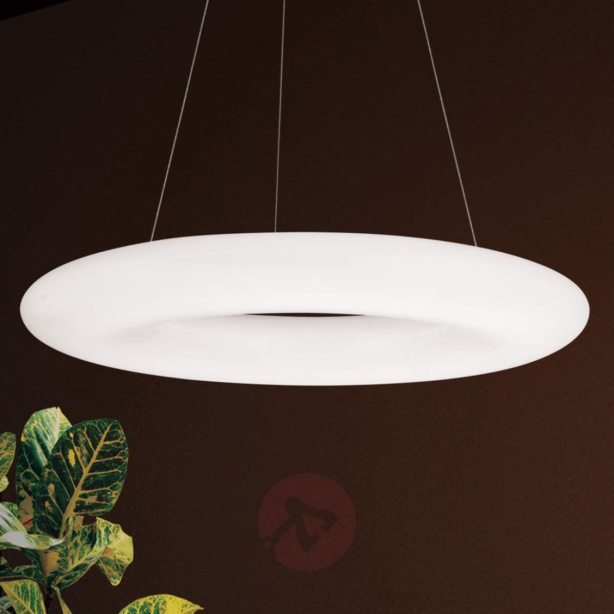 Lampa Wiszaca Led Yana O Ksztalcie Obreczy Light Fixtures Lamp Decor