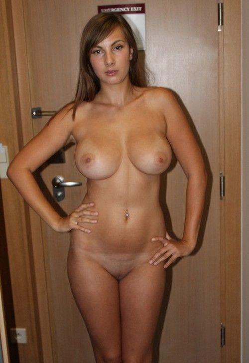 nude gym shower
