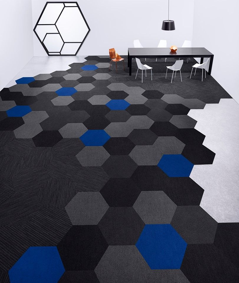 Hex Collection By Shaw Carpet Tiles Modular Carpet Tiles