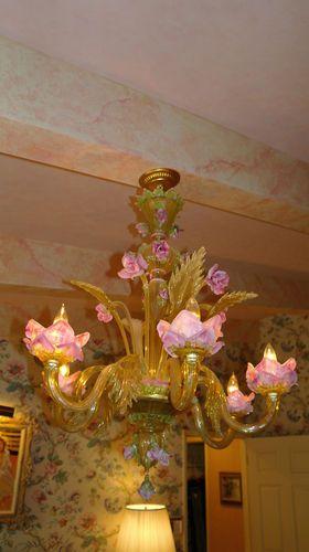 Chandelier italian murano blown glass ebay lighting pinterest chandelier italian murano blown glass ebay aloadofball Image collections