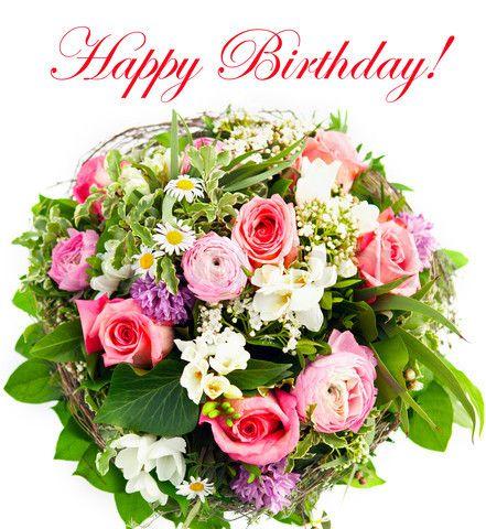 Birthday Flowers Images Stock Image Of Happy Birthday Fresh
