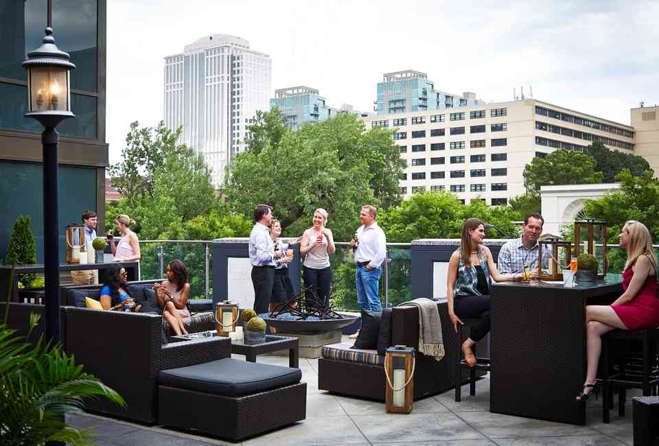 All the Best Rooftop Bars in Atlanta | Best rooftop bars ...