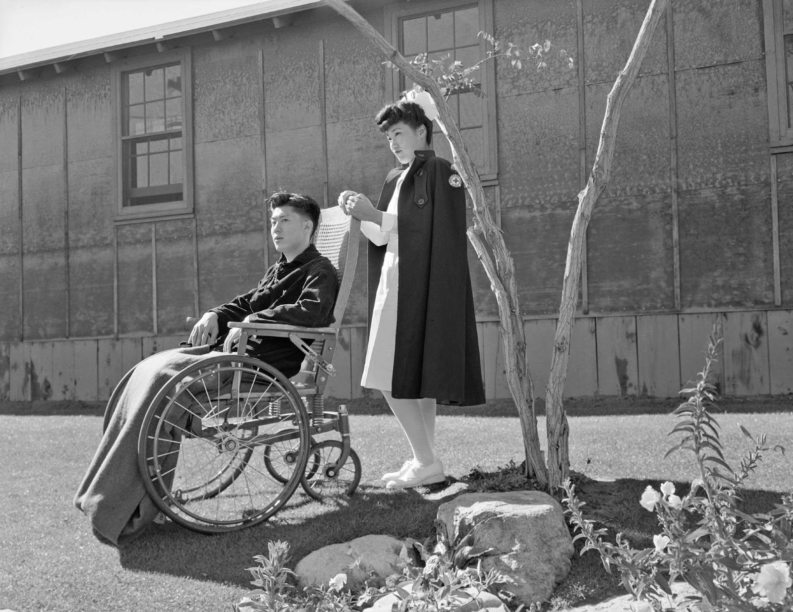 ansel adams manzanar | ... Aiko Hamaguchi, patient Tom Kano ...