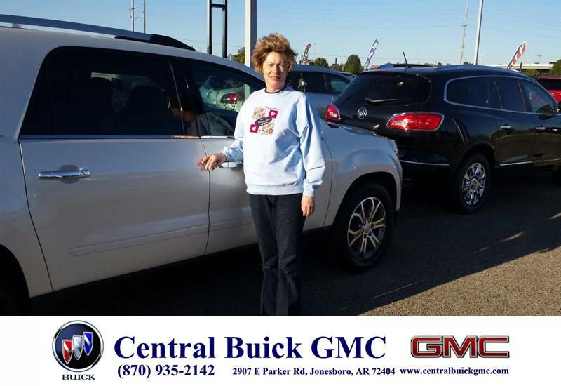 Happybirthday Theresa From Ronnie Nichols At Central Buick Gmc