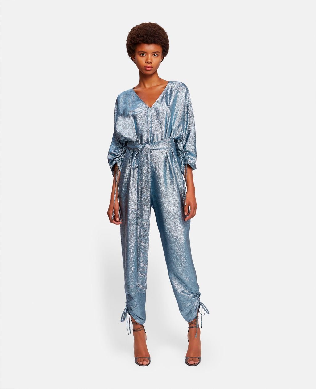 8ccb5d113eb2 House of Ollichon loves...Padma Lurex Jumpsuit - STELLA MCCARTNEY.  jumpsuit   relaxed  chilled