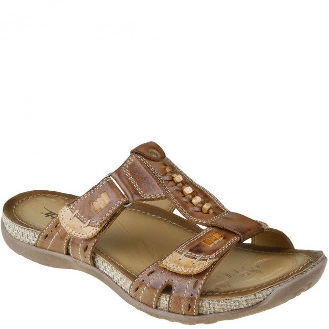 601068WCLF-230 Earth Women's Abaca Casual Sandals - Almond www.bootbay.com