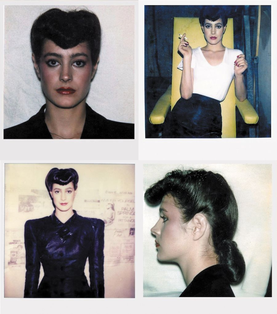 Photography by SEAN YOUNG Polaroïds—Blade Runner   Blade ...