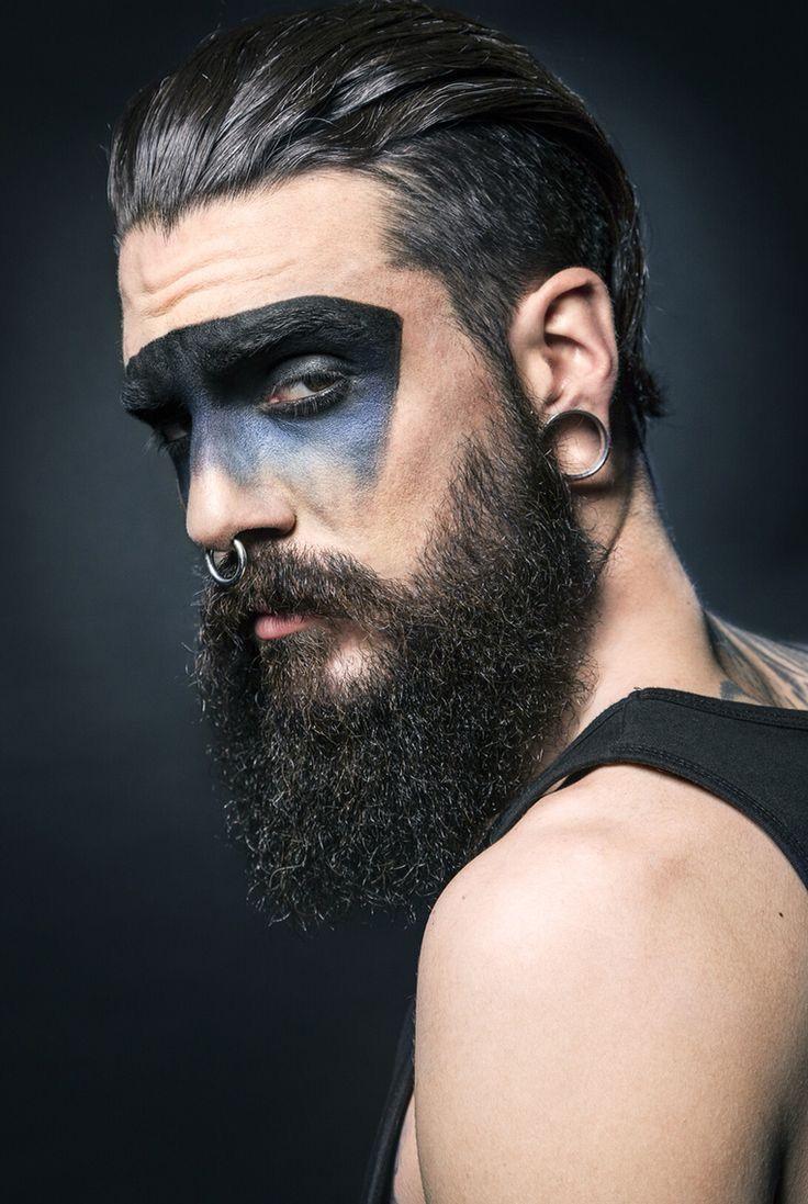 Épinglé par Alex Volkov sur Фотосет 12.19 Maquillage