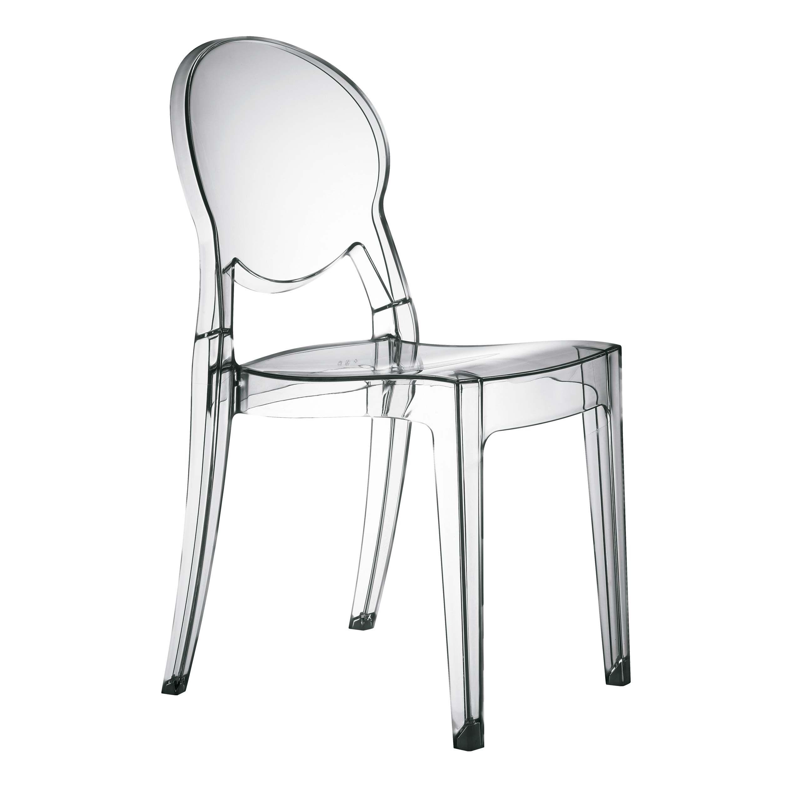Silla de pl stico de dise o y fabricaci n italiana esta silla es