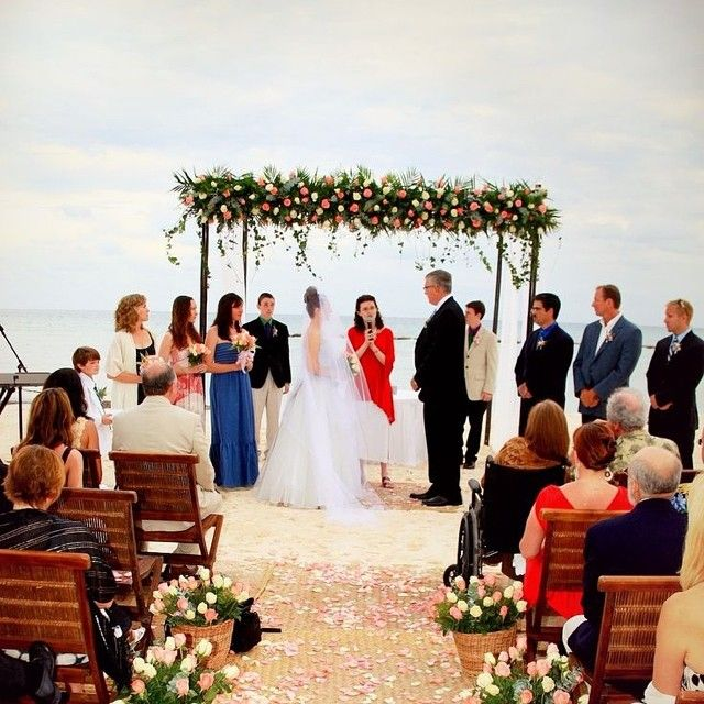 Ready to share your vows? #GrandVelas #RivieraMaya #Weddings