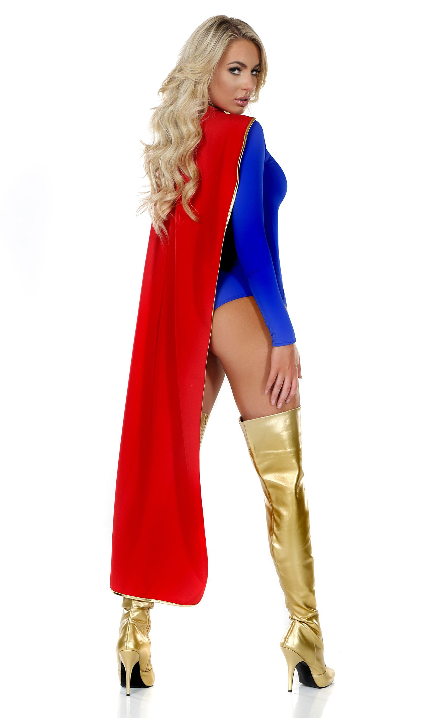 Sexy Superheroine
