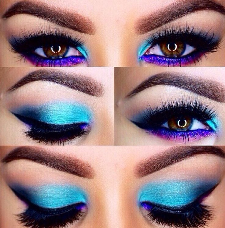Pin by BEAUTY IDEAS on Eye makeup (With images) Eye