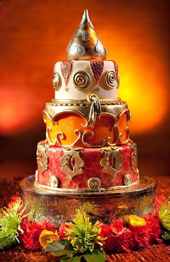 Moroccan Wedding Cakes Moroccan Wedding Theme Weddings