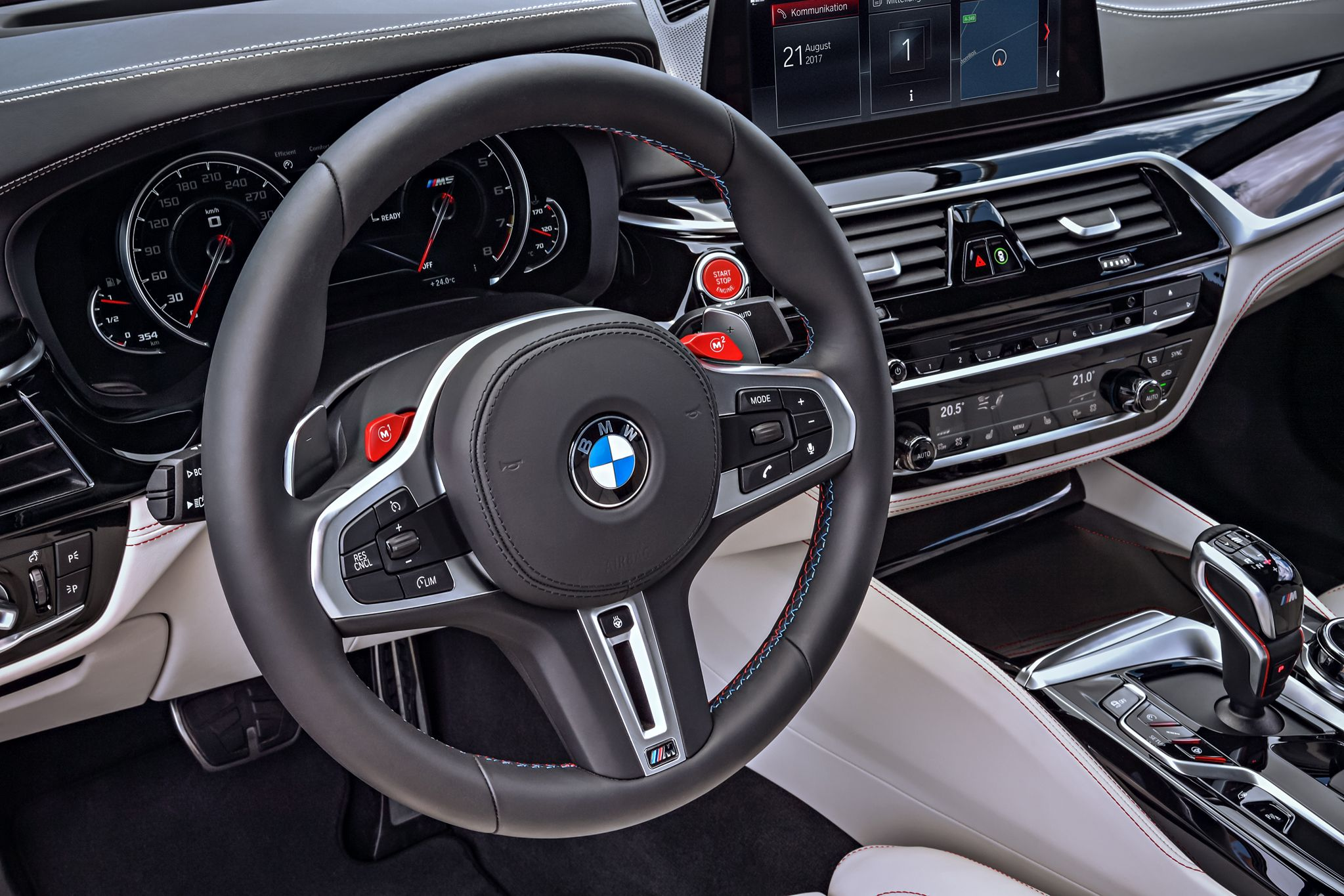 Bmw F90 M5 Sedan Mxdrive Firstedition Individual