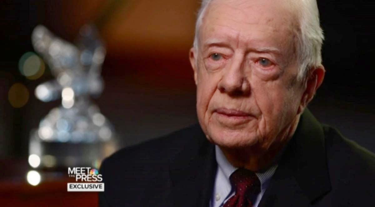 Jimmy carter idiot