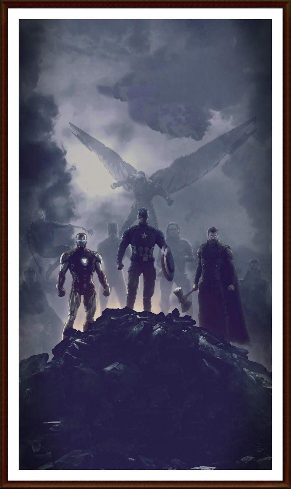 Wer Sind Die Avengers