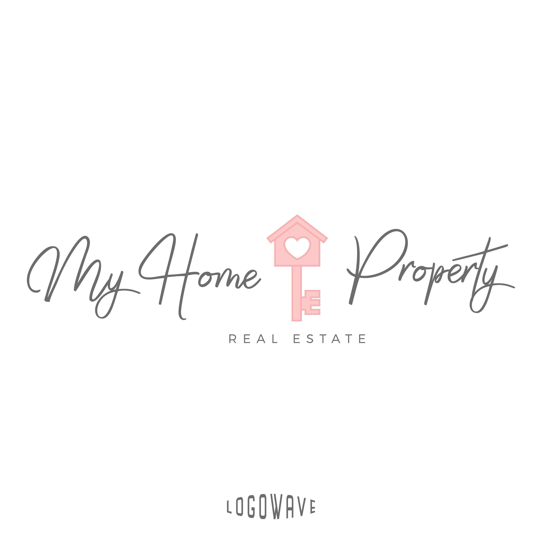 Home Logo. Key Logo. Property Logo. Realtor Logo. Real