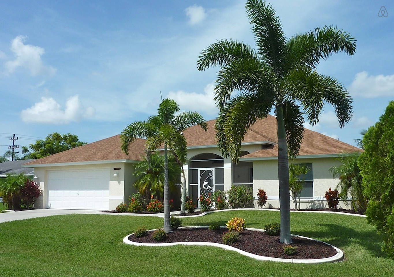 Tropical Villa Florence vacation rental in Cape Coral