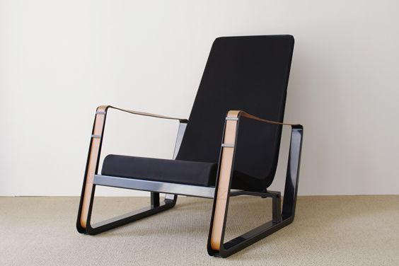 Designed by Jean Prouve  Made in Germany