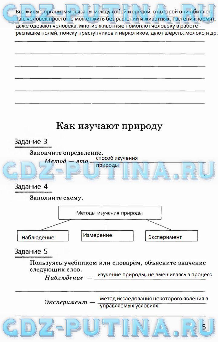 Решебника по географии 7 класс з.я андриевская и.п галай