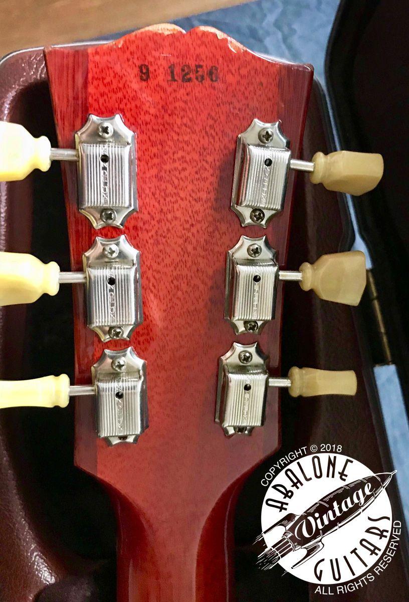 1959 Gibson Les Paul Standard guitar