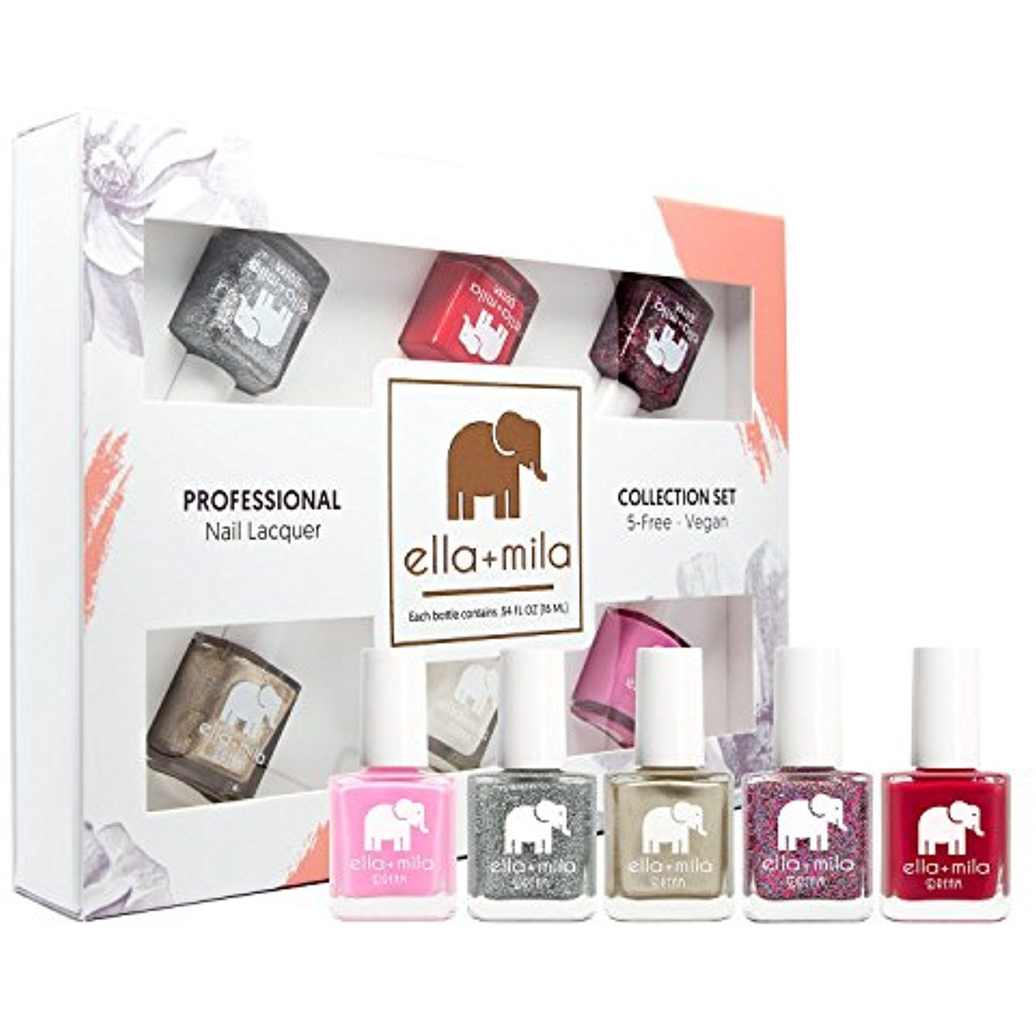 ella mila Nail Polish, Dream Collection - (B) - (6-Pack) * Check out ...