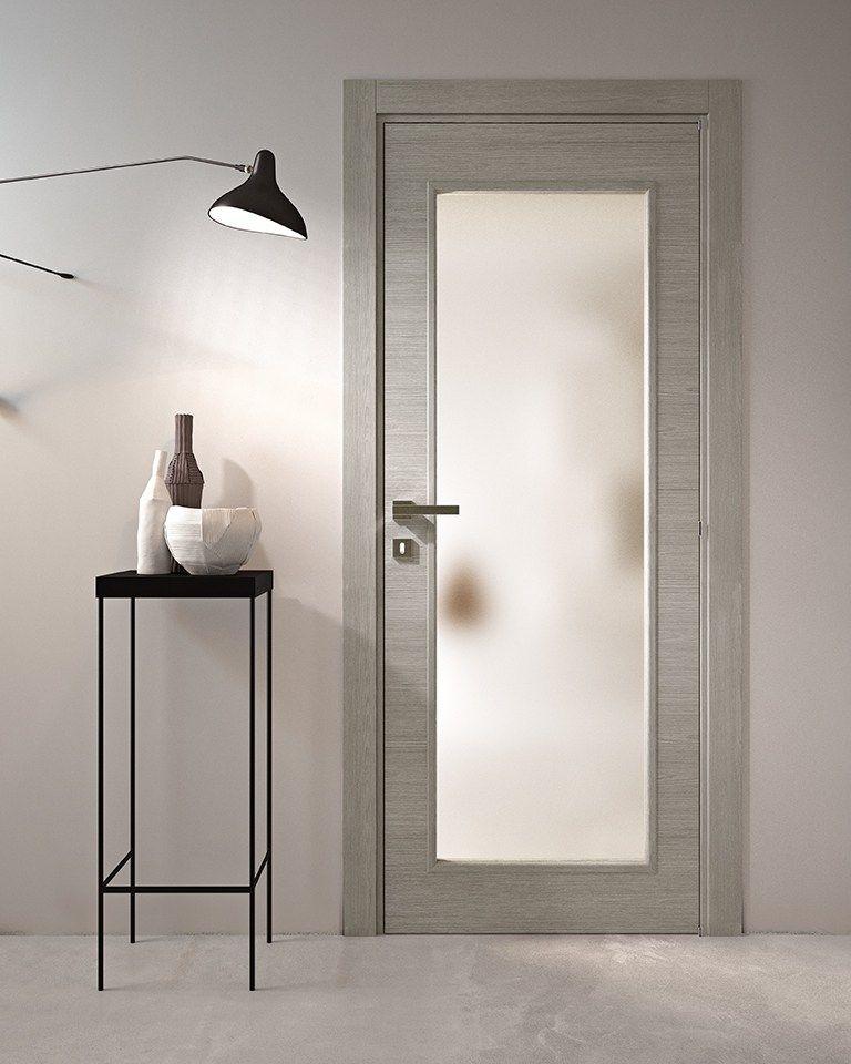 AVIO Porta in legno e vetro by GIDEA | prod nel 2019 | Pinterest ...