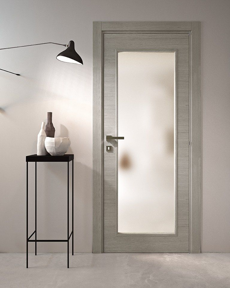 AVIO Porta in legno e vetro by GIDEA | prod | Pinterest | Doors ...