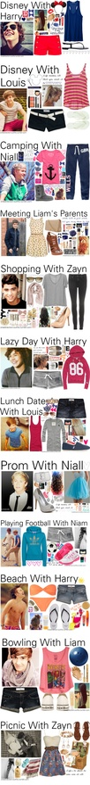 One Direction Outfits 0 - 20 x by onedirection-outfits  liked on Polyvore