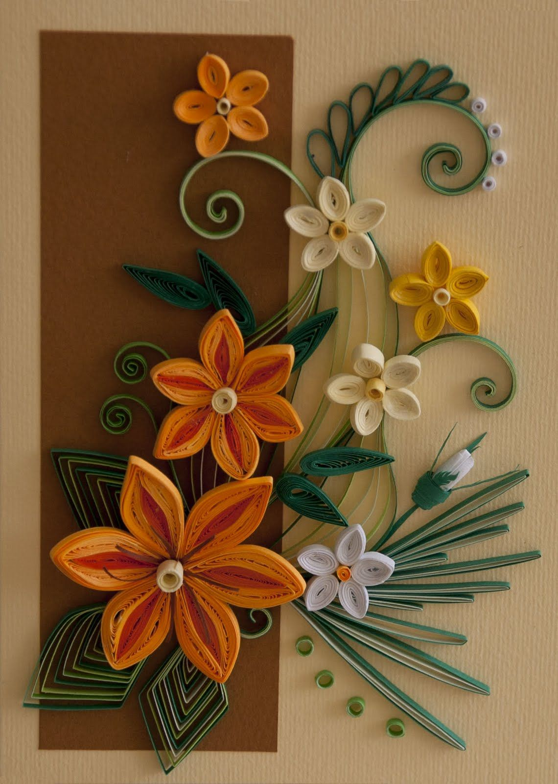 Quilling Work Quilling Paper Quilling Cards