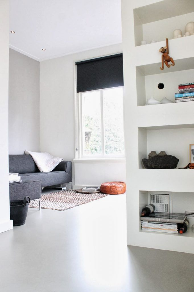 Nis in muur | huis | Pinterest | House, Living Room and Home