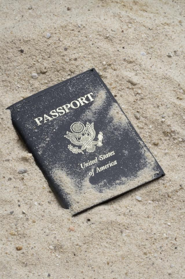 What Should I Do If My Passport Is Lost Or Stolen Lost Passport United States Passport Passport