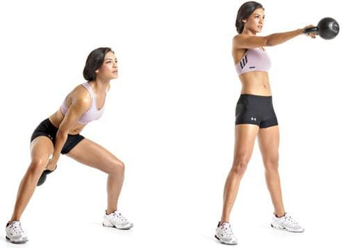 Discover here the 17 upper body kettlebell exercises for women that will help to tone your entire body for maximum health benefits.