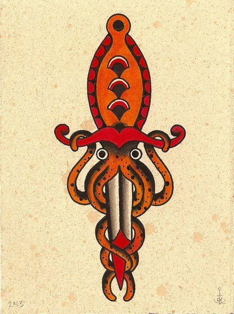 , squid_knife_red_small, My Tattoo Blog 2020, My Tattoo Blog 2020