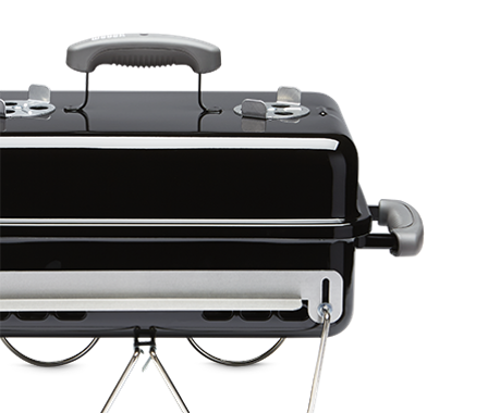 Go Anywhere Gas Grill Black Grilling Weber Grill