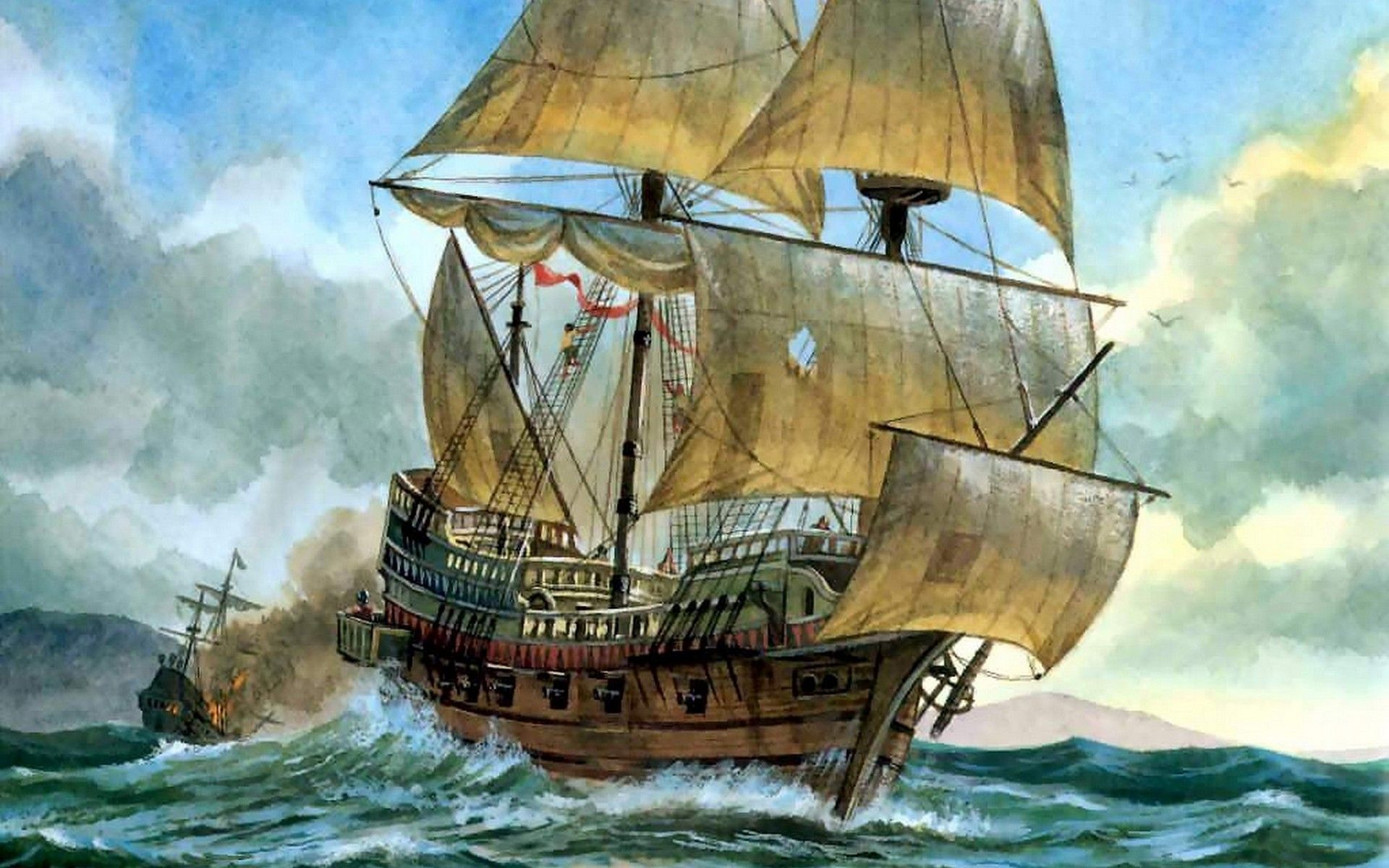 historical sailing ships old ships wallpaper 226370 ladje