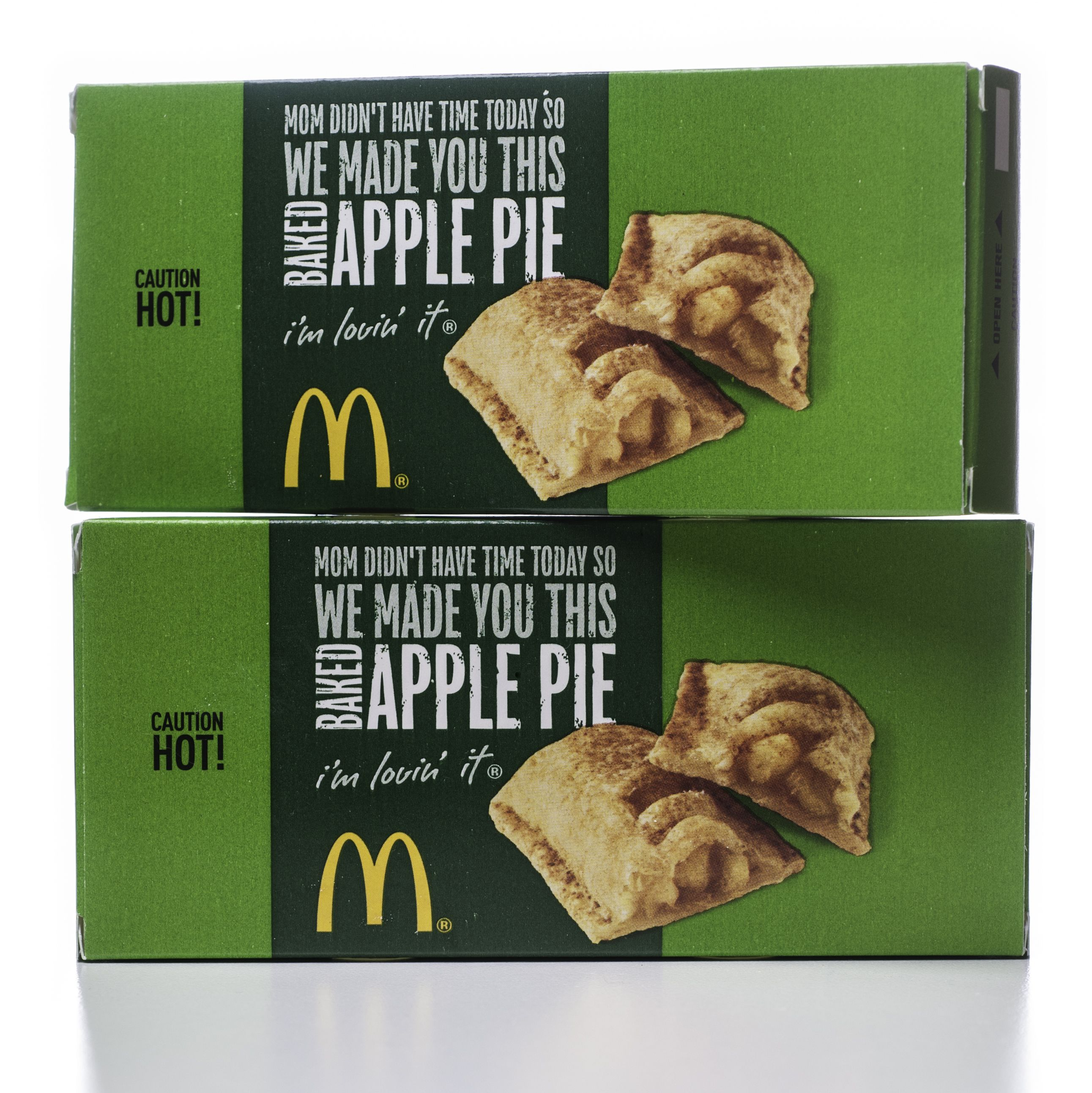 McDonald's Is Changing Its Apple Pie Sweet spice, Fast