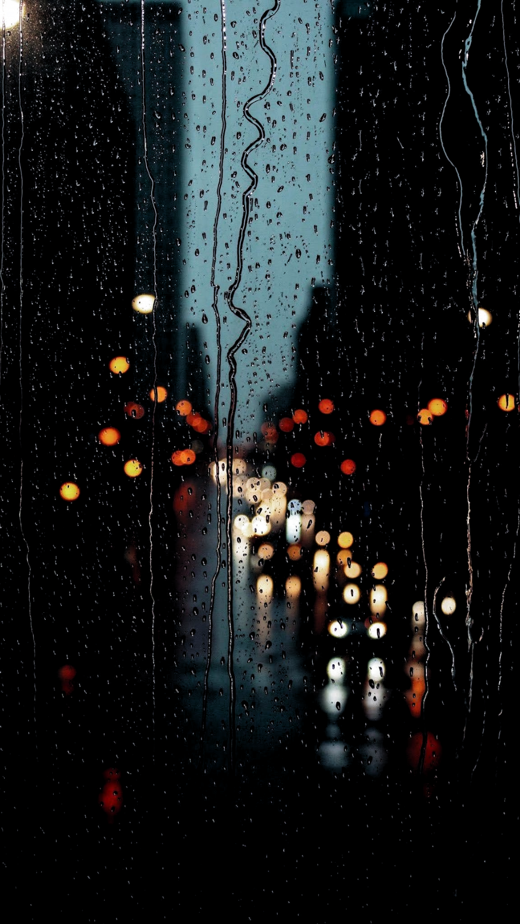 Rain Drops On Window Glass Mobile Wallpaper Smart Phone Wallpapers 4kphonewallpapersreddi Rainy Wallpaper Wallpaper Backgrounds Wallpaper Tumblr Lockscreen