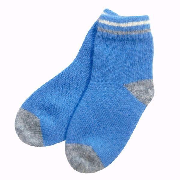 Baby Cashmere Socks For Boy Baby Socks Blue Socks Cashmere Socks